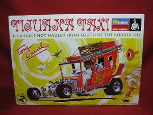 Tijuana Taxi Tom Daniel Custom Show Rod Hot Hauler Revell-Monogram 1:24 Kit 4261