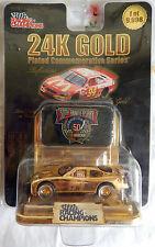 NASCAR 24K GOLD PLATED COMMEMORATIVE SERIES #94 (McDONALDS) 50TH ANNIVRSARY