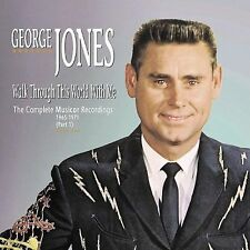 Walk Through This World WIth Me by George Jones (2009 Bear Family)