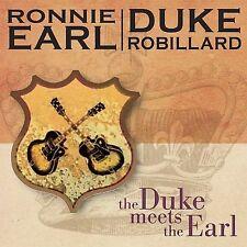 Robillard : Duke Meets the Earl CD