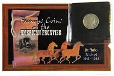 FAMOUS COINS OF THE FRONTIER