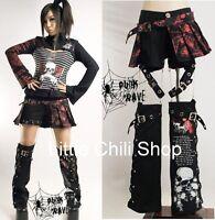 Lolita Kera VISUAL KEI PUNK GOTHIC trousers Pants skirt S M L XL XXL Freeship
