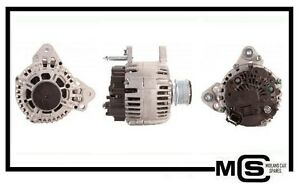 New OE spec Alternator With Pulley for Vw Polo 1.6 TDI 09- & Touran 1.9 TDI 03-