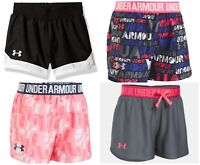 New Under Armour Toddler Girls Play Up Shorts Choose Color and Size MSRP $20.00
