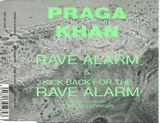 PRAGA KHAN - Rave alarm CDM 4TR Techno House 1991 Belgium
