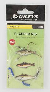 Greys Flapper Sea Fishing Rig