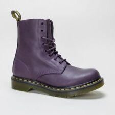 d7bc29aec5d Chaussures violets Dr. Martens pour femme