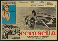 FOTOBUSTA 10, CERASELLA, MARIO GIROTTI-TERENCE HILL, A.PANARO, C.MORI, MATARAZZO