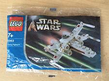 LEGO ® Star Wars Polybag 6963 Mini X-Wing Fighter NOUVEAU & NEUF dans sa boîte fermé