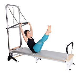 Stamina® AeroPilates® Pro XP557  55-5557C A Studio Pilates Reformer for Home
