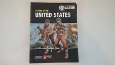 Bolt Action Tank war WWII  Armies of United States  Supplement