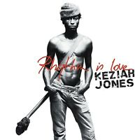 KEZIAH JONES - RHYTHM IS LOVE BEST OF   CD NEU