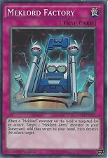 YU-GI-OH: MEKLORD FACTORY - SUPER RARE - LC5D-EN176 - 1st EDITION