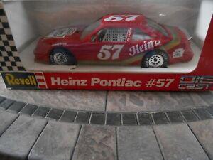 #57 Jimmy Spencer Heinz Pontiac, 1/24 1992 Revell.