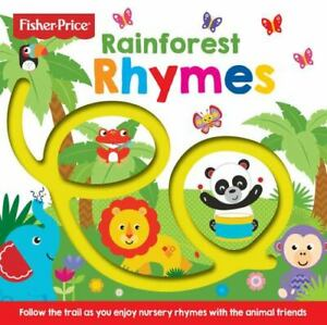 NEW Fisher-Price Rainforest Rhymes 9781789056136 by Igloo Books