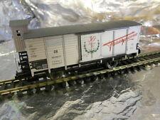 ** Fleischmann 825365 DB Box Wagon with Brakemans Cab  1:87 HO Scale