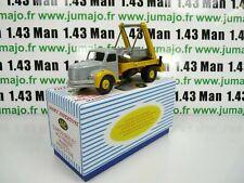 DT102E Voiture réédition DINKY TOYS atlas : 34C Camion Berliet Multibenne Marrel