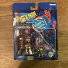 Marvel Comics Kenner Spiderman & Lizard & Dr Octopus Micro Play Set
