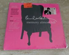 NEW SEALED PAUL MCCARTNEY MEMORY ALMOST FULL DELUXE EDITION CD DVD FREE SHIPPING