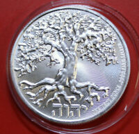 "Niue 2 Dollars 2020 Silber #F3884 ""Tree of Life"" ST-BU rare Truth Series"