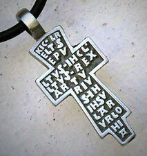 King Arthur Burial Cross Knight of the round table Camelot Merlin PEWTER PENDANT