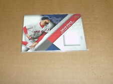 2018 Topps Material DAVID PRICE GAME JERSEY RED SOX E1191
