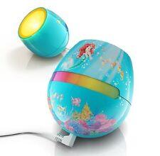Philips Disney Ariel  Micro LivingColors LED Colour Changing Children Kids Lamp