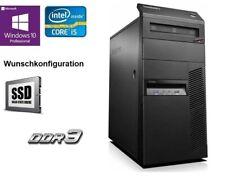 Lenovo Thinkcentre M83 MT Intel Core i5, 8GB/16GB/32GB RAM SSD WIN10 PC Computer