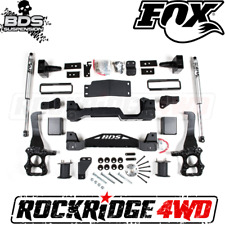 "BDS 4"" SUSPENSION LIFT KIT W/ FOX SHOCKS (1533H) for 2017-2020 FORD F150 4WD"