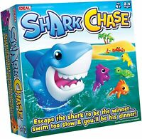 Shark Chase Electronic Board Game Age 4+ Ideal Games Brand New Free UK Postage!