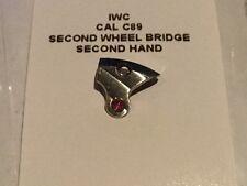 IWC CAL C89 PART SECOND WHEEL BRIDGE