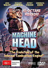 MACHINE HEAD DVD 2011 - COMEDY HORROR MOVIE