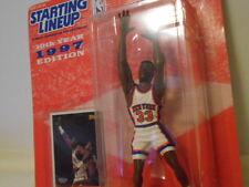 NBA NY Patrick Ewing  Starting Lineup Action Figure 1988 Trading card Kenner