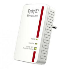 AVM FRITZ!Powerline 1240E WLAN Adapter Access Point 1200 Mbit/s Steckdose