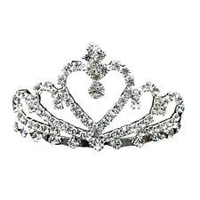 Briadal Bridesmaid Crystal Rhinestone Diaman Crown Tiara Headband For Wedding AU