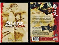 Blade of the Immortal: Complete Series - Brand New 3 DVD Anime Set
