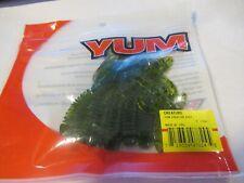 "Yum 3"" Creature Grn/Flk 6 Pack Brand New!!!"