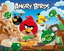 Angry Birds : Destroy - Mini Poster 50cm x 40cm (new & sealed)