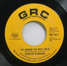 Hear! Funk 45 Dorothy Norwood - Get Aboard The Soul Train / There Got To Be Rain