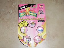 Spectra Star Mighty Morphin Power Rangers Action Marbles Series 2 1994 NIB Zords