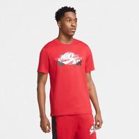 Air Jordan Nike Jumpman Mens Wings Red T-shirt AJ Flight Tee 3XL NEW