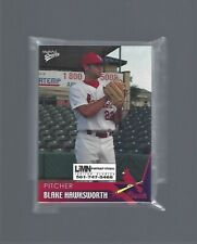 2004 Palm Beach Cardinals Baseball Card Team Set – St Louis Cardinals