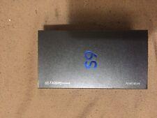 Samsung Galaxy S9 SM-G960W  64GB  Titanium Gray Unlocked Brand New in Box Sealed