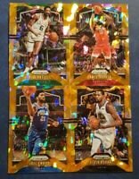 2019-20 Prizm Basketball Orange Ice Cracked Parallel Refractors Pick Your Card