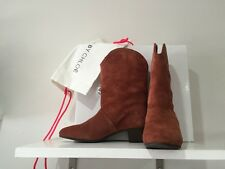 See By Chloe  Suede Boots 36 New