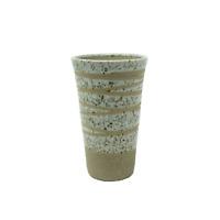 Japanese Shiro White Sazanami Shochu Sake Cup