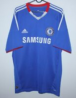 Chelsea England home shirt 10/11 Adidas Lampard Terry