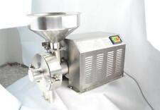 household/commerical steel electric spices soybean grain grinding machine