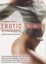 THE MAMMOTH BOOK OF EROTIC WOMEN IN PHOTOGRAPHS / MAXIM JAKUBOWSKI 9781841199610