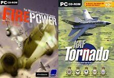 Puissance de Feu Feu & RAF Tornado nécessite Microsoft Combat Flight Sim 3